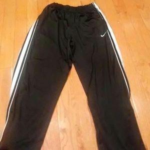 Men's silky basketball pants